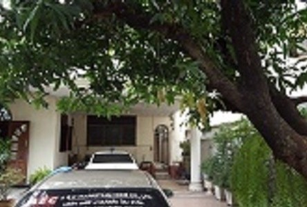 For Sale 3 Beds House in Bang Sue, Bangkok, Thailand
