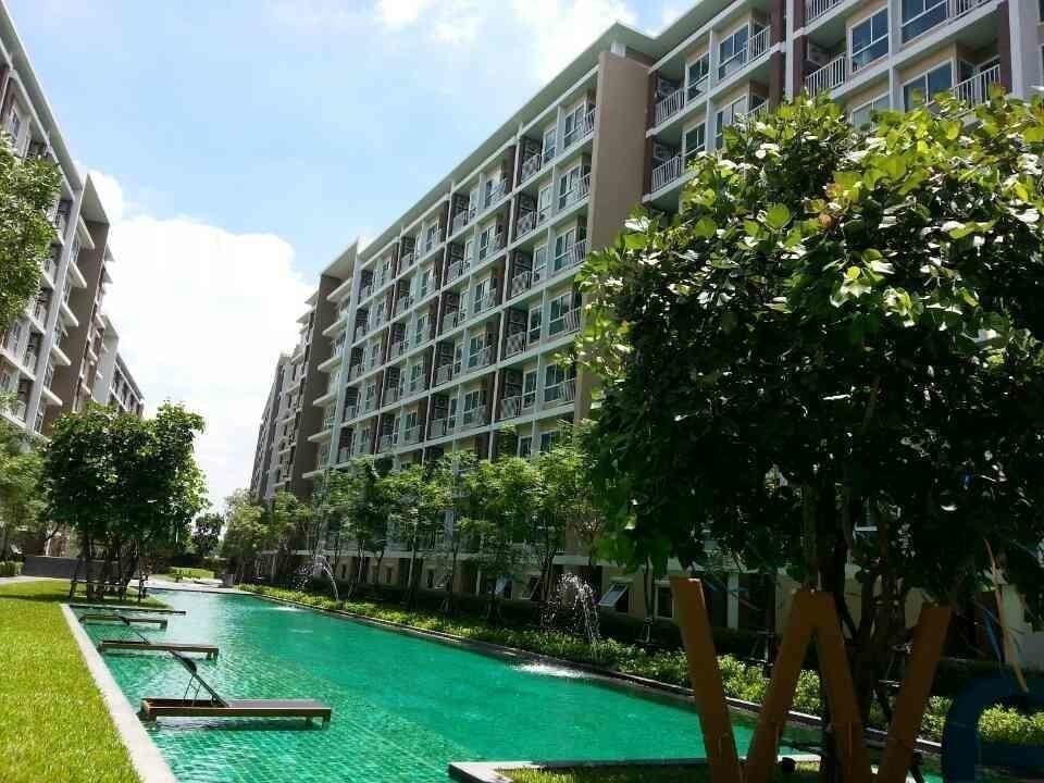 We Condo Ekkamai - Ramindra - For Sale コンド 25.88 sqm in Bueng Kum, Bangkok, Thailand   Ref. TH-NQVYPYGS