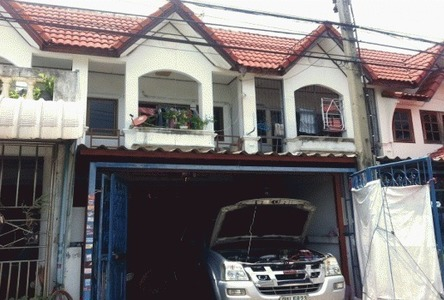 For Sale 2 Beds Townhouse in Thung Khru, Bangkok, Thailand