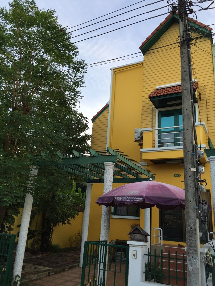 For Sale 3 Beds Townhouse in Sai Mai, Bangkok, Thailand | Ref. TH-XAVWWIBI