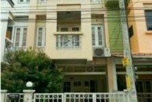 For Sale or Rent 4 Beds Townhouse in Lat Phrao, Bangkok, Thailand