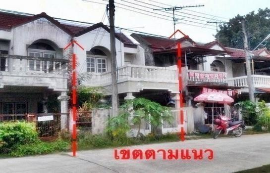 For Sale 2 Beds Townhouse in Mueang Songkhla, Songkhla, Thailand | Ref. TH-NPPMFCXR