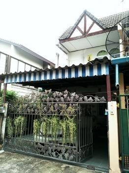 For Sale 1 Bed Townhouse in Khan Na Yao, Bangkok, Thailand | Ref. TH-XXWODHLC