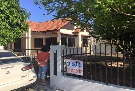 For Sale 2 Beds 一戸建て in Ban Bueng, Chonburi, Thailand
