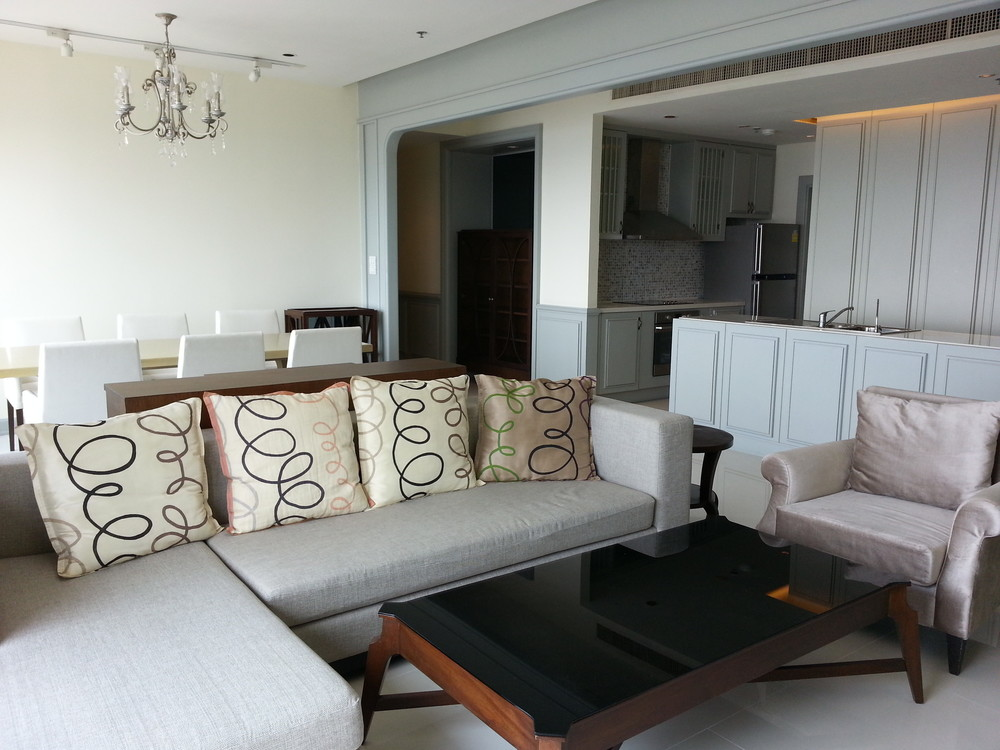 The Emporio Place - For Rent 3 Beds Condo in Khlong Toei, Bangkok, Thailand | Ref. TH-HQWZHEGP