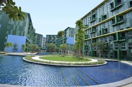 Parc Exo Kaset - Navamintra - For Sale or Rent 1 Bed コンド in Khan Na Yao, Bangkok, Thailand | Ref. TH-FWCGOMHH