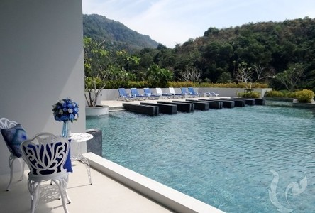 For Rent Condo 54 sqm in Mueang Phuket, Phuket, Thailand