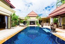 For Rent 5 Beds House in Mueang Phuket, Phuket, Thailand
