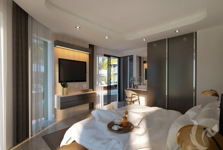 For Sale Condo 34 sqm in Kathu, Phuket, Thailand