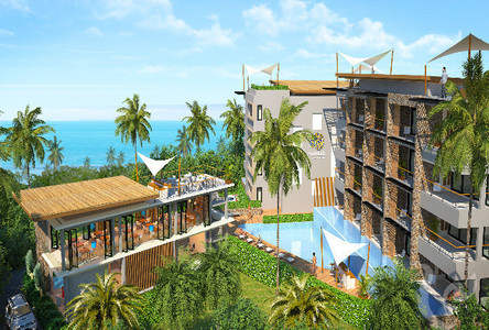 For Sale 1 Bed Condo in Ko Samui, Surat Thani, Thailand