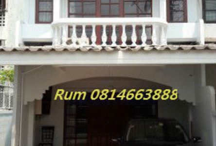 For Rent 2 Beds タウンハウス in Chatuchak, Bangkok, Thailand