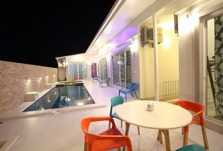 For Rent 4 Beds Townhouse in Hua Hin, Prachuap Khiri Khan, Thailand