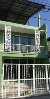For Sale 1 Bed Townhouse in Bang Khae, Bangkok, Thailand | Ref. TH-SDKMUMKF