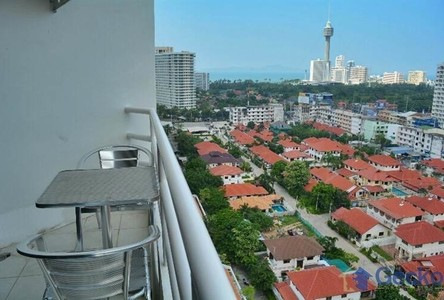 For Rent コンド 41 sqm in Bang Lamung, Chonburi, Thailand
