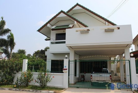 For Sale or Rent 3 Beds 一戸建て in Bang Lamung, Chonburi, Thailand