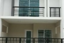 For Sale or Rent 3 Beds タウンハウス in Sam Phran, Nakhon Pathom, Thailand