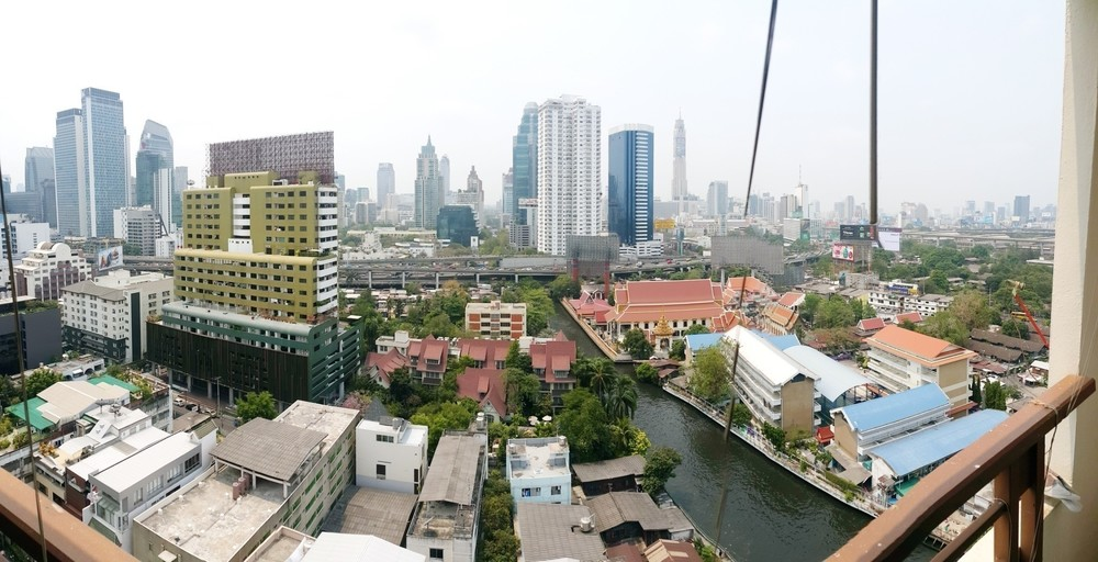 First Tower - For Rent 1 Bed Condo in Watthana, Bangkok, Thailand | Ref. TH-TPMLFDID