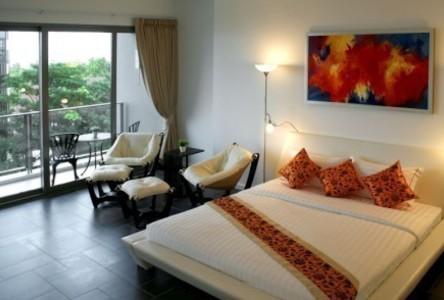 For Sale or Rent コンド 51 sqm in Bang Lamung, Chonburi, Thailand