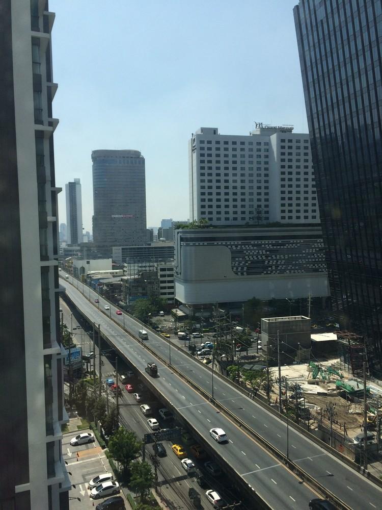 Condolette Midst Rama 9 - For Sale or Rent 1 Bed Condo Near MRT Phetchaburi, Bangkok, Thailand | Ref. TH-FFOFCECC