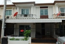For Rent 3 Beds Townhouse in Nakhon Chai Si, Nakhon Pathom, Thailand
