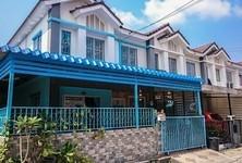 For Sale 3 Beds タウンハウス in Phra Samut Chedi, Samut Prakan, Thailand
