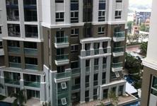 For Rent 3 Beds Condo Near MRT Phra Ram 9, Bangkok, Thailand