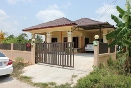 For Sale 1 Bed 一戸建て in Mueang Rayong, Rayong, Thailand