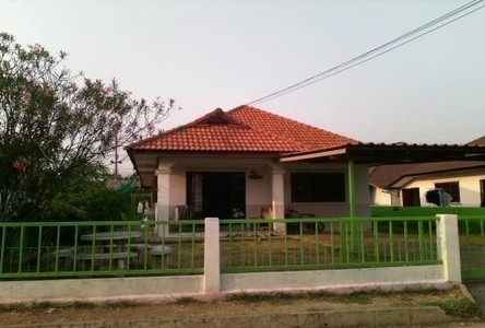 For Sale 2 Beds House in Mueang Lamphun, Lamphun, Thailand