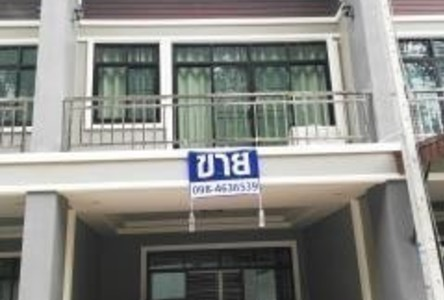 For Sale 3 Beds Townhouse in Hat Yai, Songkhla, Thailand