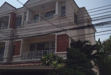 For Rent 3 Beds タウンハウス in Bueng Kum, Bangkok, Thailand