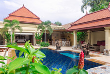 For Rent 6 Beds House in Mueang Phuket, Phuket, Thailand