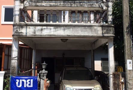 For Sale 3 Beds Townhouse in Thawi Watthana, Bangkok, Thailand