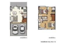 For Rent 4 Beds タウンハウス in Si Racha, Chonburi, Thailand
