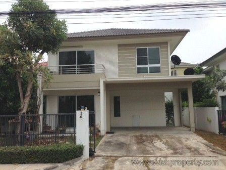 For Sale 3 Beds House in Saphan Sung, Bangkok, Thailand | Ref. TH-EOBVPRVB