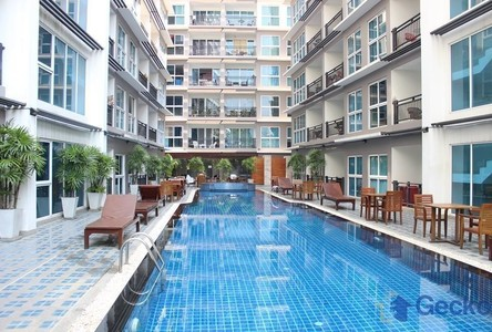 For Rent コンド 35 sqm in Bang Lamung, Chonburi, Thailand