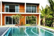 For Rent 2 Beds Townhouse in Cha Am, Phetchaburi, Thailand