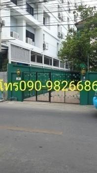 For Sale 6 Beds House in Huai Khwang, Bangkok, Thailand | Ref. TH-BWWLMQXC