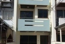 For Sale or Rent 4 Beds Townhouse in Mueang Nonthaburi, Nonthaburi, Thailand