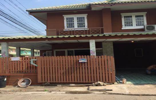 For Rent 3 Beds 一戸建て in Thanyaburi, Pathum Thani, Thailand   Ref. TH-ARRKEAVM