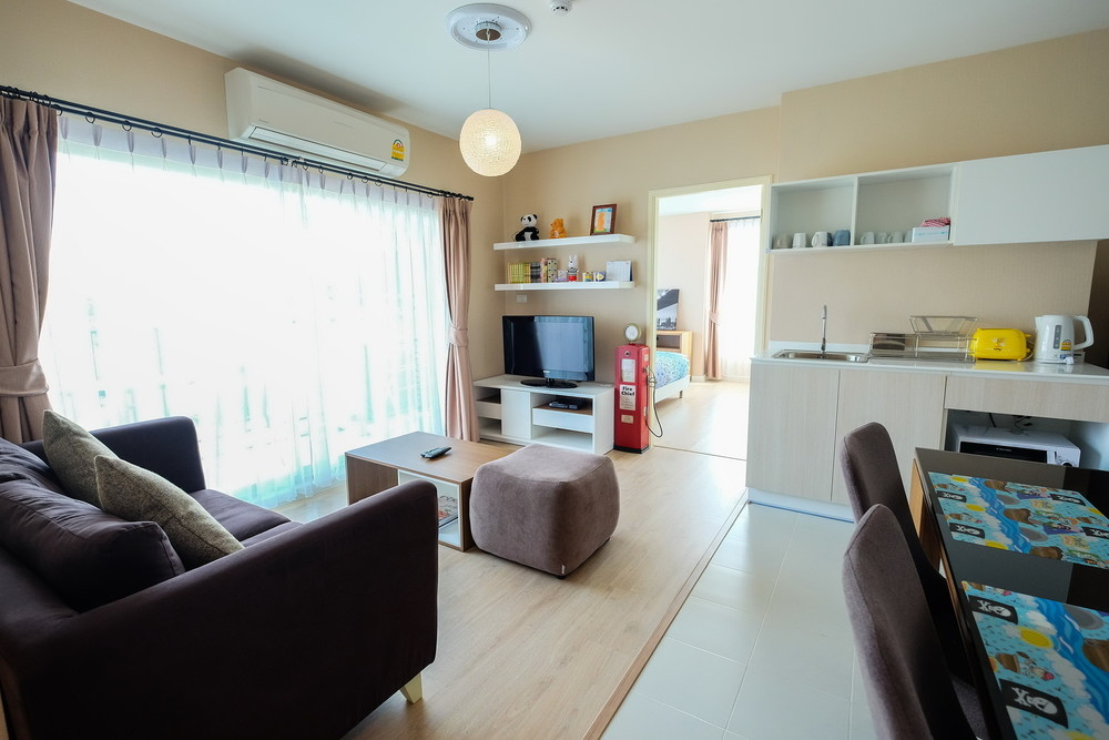 For Rent 2 Beds コンド in Hua Hin, Prachuap Khiri Khan, Thailand | Ref. TH-HTKJDYEJ