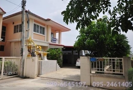 For Sale 3 Beds 一戸建て in Mueang Nakhon Pathom, Nakhon Pathom, Thailand
