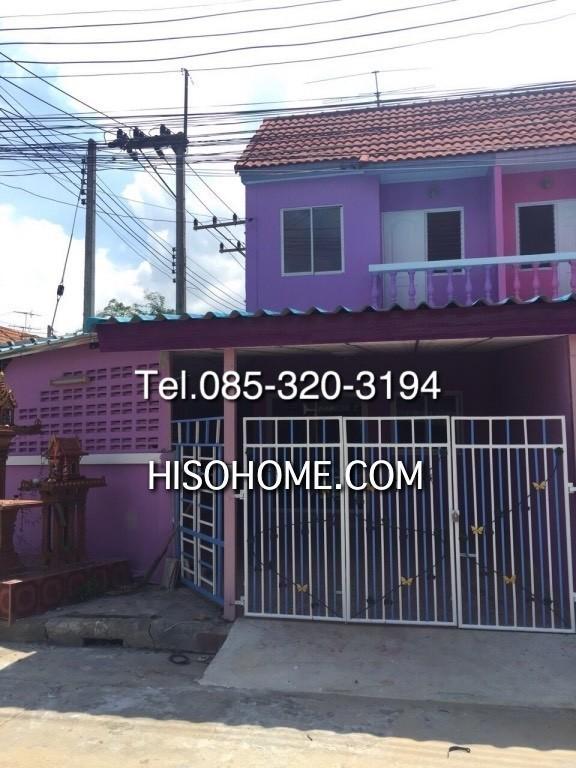Продажа: Таунхаус с 2 спальнями в районе Sam Khok, Pathum Thani, Таиланд | Ref. TH-YJOZJZRH