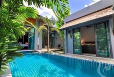 For Sale or Rent 3 Beds 一戸建て in Mueang Phuket, Phuket, Thailand