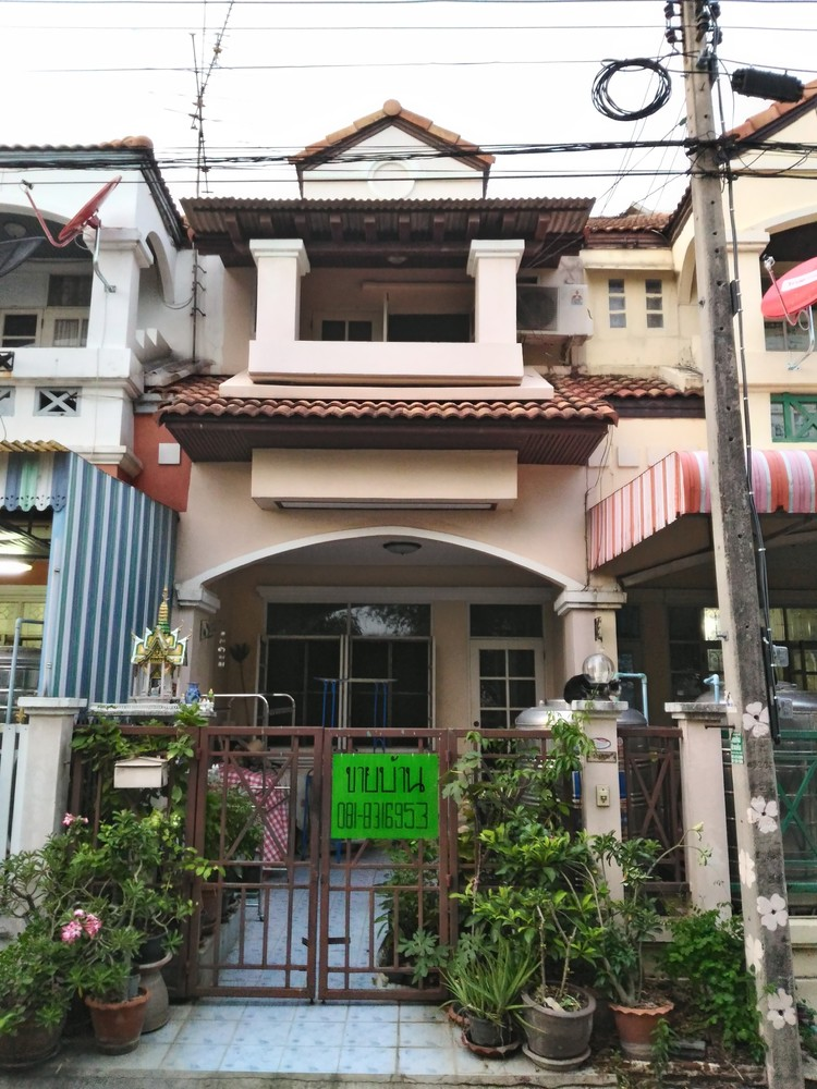 For Sale 2 Beds タウンハウス in Mueang Pathum Thani, Pathum Thani, Thailand   Ref. TH-YMRYDGYA