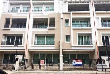 For Sale or Rent 8 Beds Townhouse in Bang Kho Laem, Bangkok, Thailand