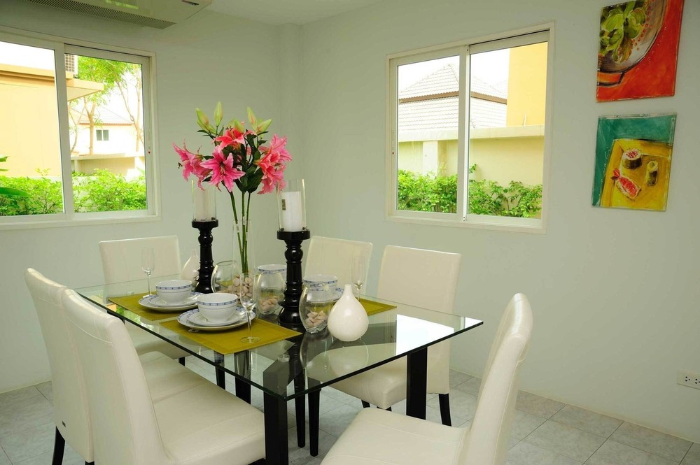 For Rent 3 Beds House in Ban Pho, Chachoengsao, Thailand   Ref. TH-QLFVGULE