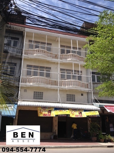For Sale Townhouse 140 sqm in Mueang Nakhon Pathom, Nakhon Pathom, Thailand | Ref. TH-BWWOQSDA