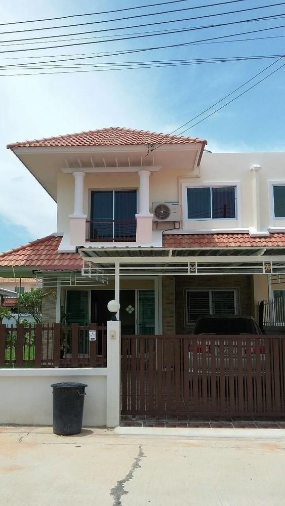 ให้เช่า บ้านเดี่ยว 3 ห้องนอน บางละมุง ชลบุรี | Ref. TH-EBELZDHI