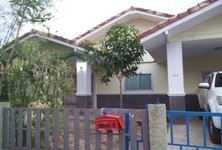 For Rent 2 Beds House in Mueang Khon Kaen, Khon Kaen, Thailand