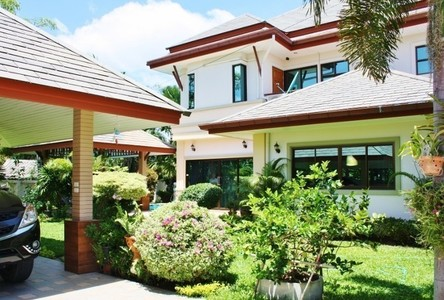 ขาย บ้านเดี่ยว 4 ห้องนอน บางละมุง ชลบุรี